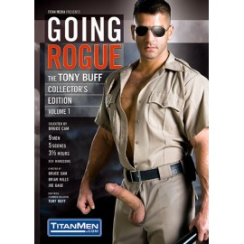 Going Rogue - Tony Buff Collector's Edition 1