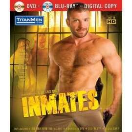 Inmates (DVD normale + DVD Blu-Ray)