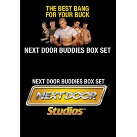 Muscle Boys Box Set 3 DVD