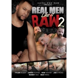 REAL MEN LIKE IT RAW VOL. 2