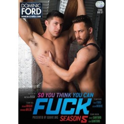 SO YOU THINK YOU CAN FUCK SEASON 5  confezione con 3 DVD
