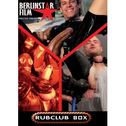 RUBCLUB BOX 3DVD