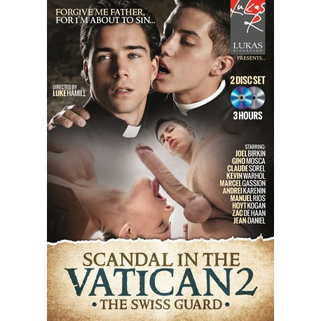 SCANDAL IN THE VATICAN 2 THE SWISS GUARD 2DVD
