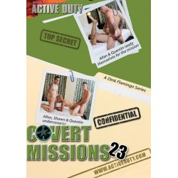 COVERT MISSIONS 23