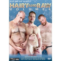 HAIRY AND RAW VOL. 4