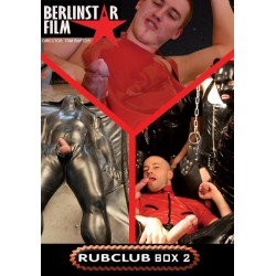 RUBCLUB BOX 2  3DVD