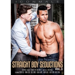 STRAIGHT BOY SEDUCTIONS VOL. 3