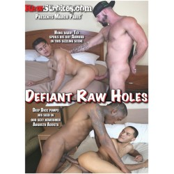 DEFIANT RAW HOLES