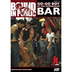 Go Go boy at The Powerhouse Bar