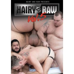 HAIRY AND RAW VOL. 5