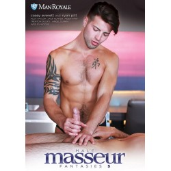 Male Masseur Fantasies 5