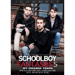 Schoolboy Fantasies Vol. 5 - My College Years