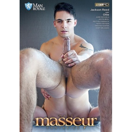Male Masseur Fantasies 7