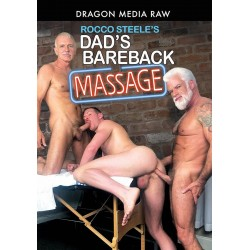 Dad´s Bareback Massage