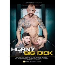 Horny For A Big Dick