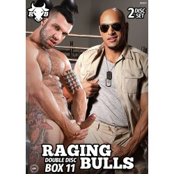 Raging Bulls Double Disc Box 11