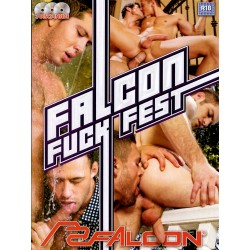 Falcon Fuck Fest 3-DVD-Set