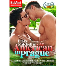 Blake Mitchell is an American in Prague