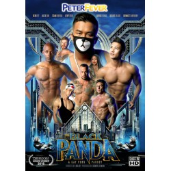 The Black Panda: A XXX Porn Parody